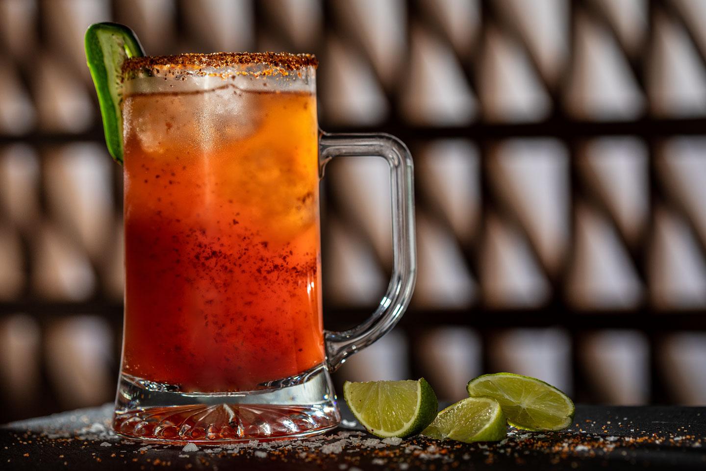 Michelada · Solito Taqueria Mexicana
