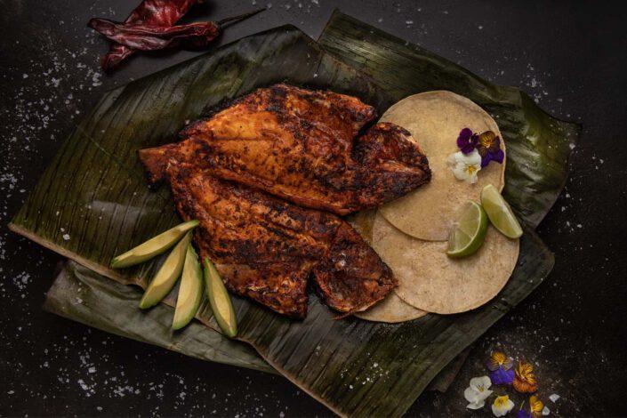 PESCADO a la Talla · Solito Taqueria Mexicana
