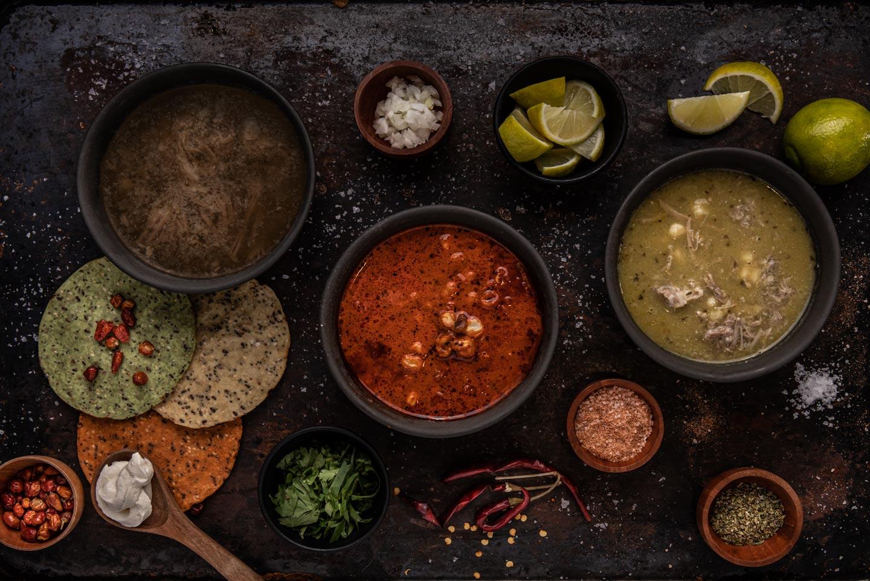 POZOLE Verde, Blanco o Rojo · Solito Taqueria Mexicana