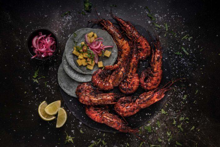 CAMARONES al Chingadazo · Solito Taqueria Mexicana