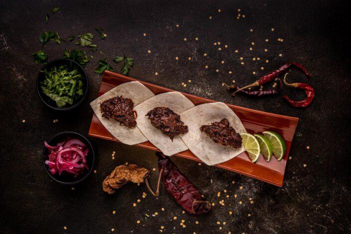TACOS Anenehuitle · Solito Taqueria Mexicana