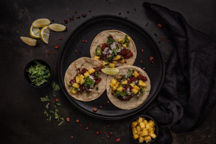 TACOS del Pastor · Solito Taqueria Mexicana