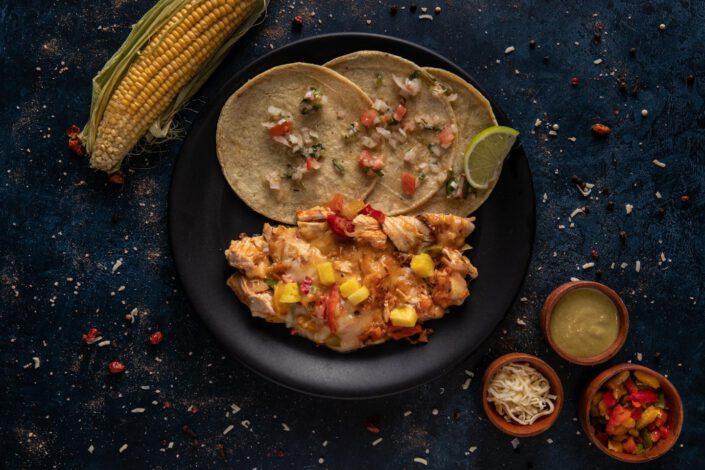 ALAMBRE de Pollo · Solito Taqueria Mexicana