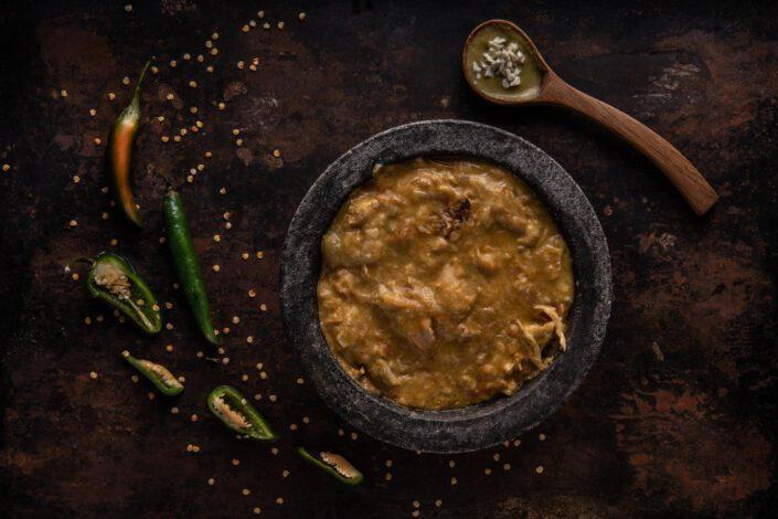 MOLCAJETE de Ternera · Solito Taqueria Mexicana